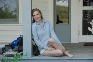 The Porch www.bluemesablog.com