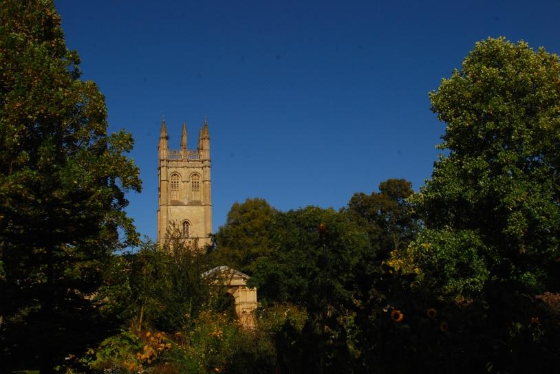 The Botanical Gardens, Oxford www.bluemesablog.com
