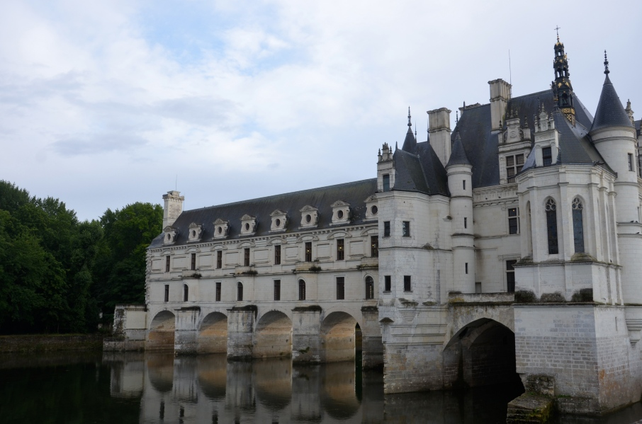 Chateau Chenonceau www.bluemesablog.com