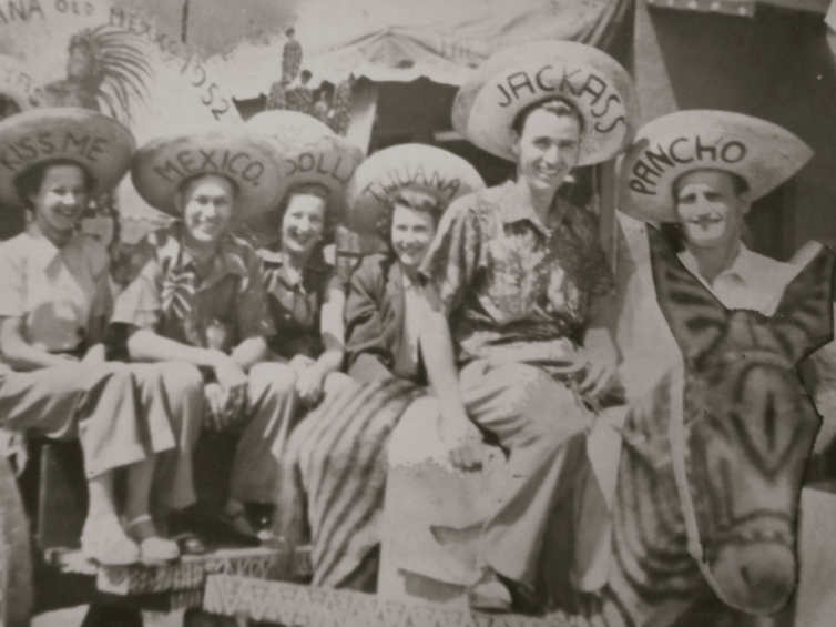 Mexico, 1930's www.bluemesablog.com