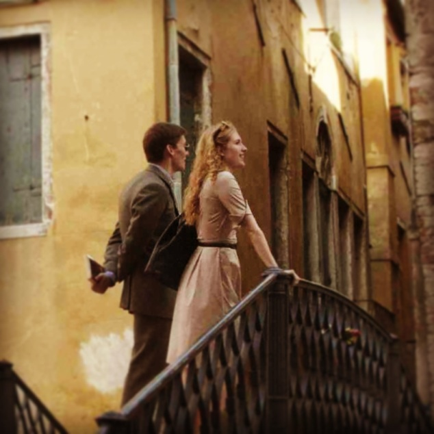 Venice Romance www.bluemesablog.com