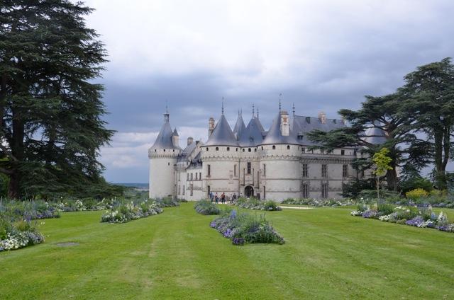 Chateau Chaumont sur Loire www.bluemesablog.com