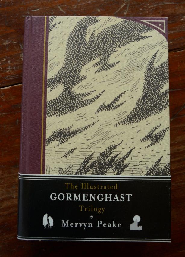 Gormenghast by Mervyn Peake www.bluemesablog.com