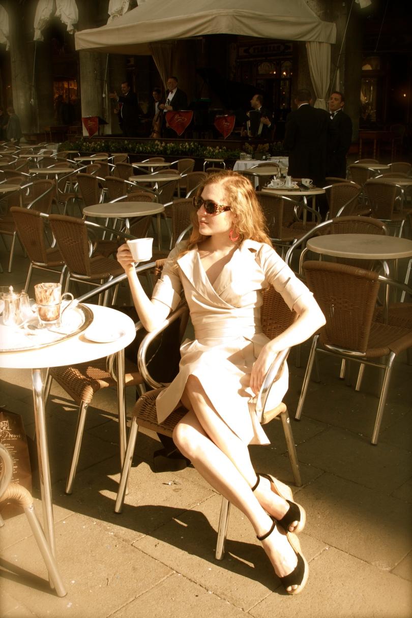 Caffe Florian, Venice www.bluemesablog.com