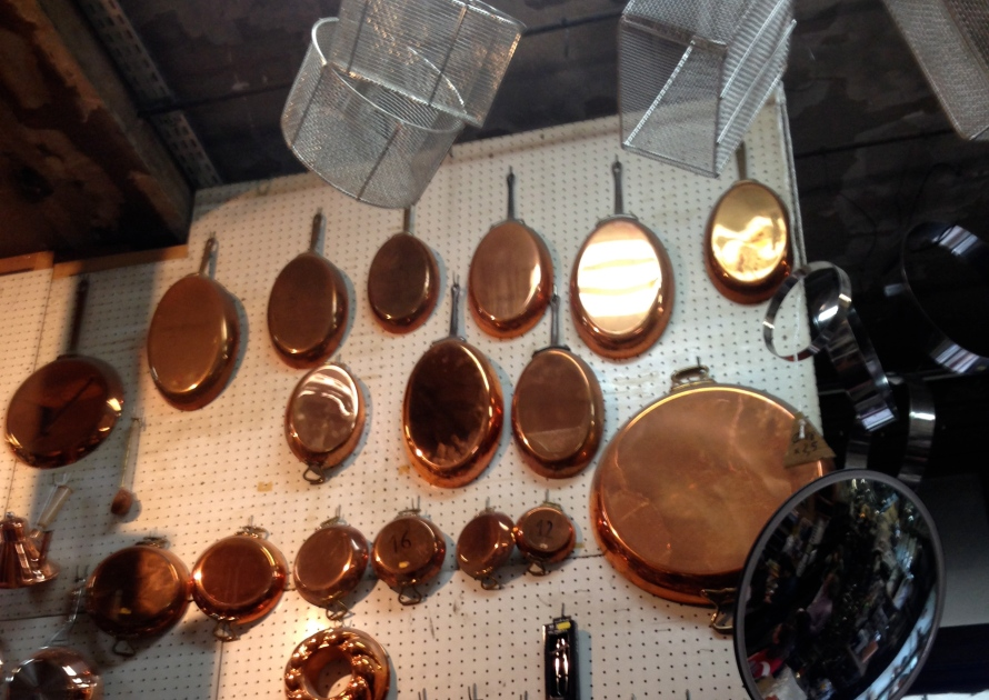 Dehillerin, Paris www.bluemesablog.com