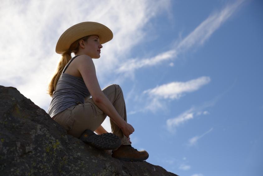 The Lost Mine Trail, Big Bend National Park www.bluemesablog.com