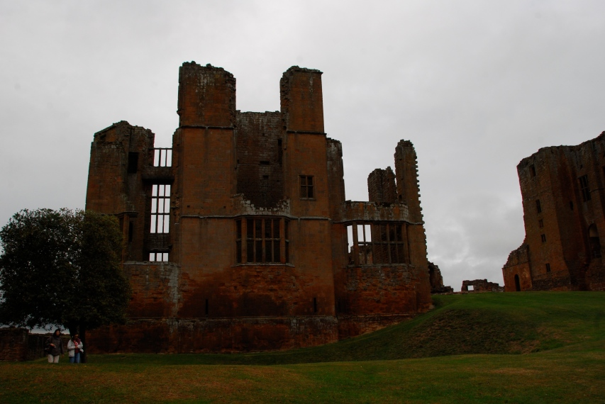 Kenilworth Castle, England www.bluemesablog.com