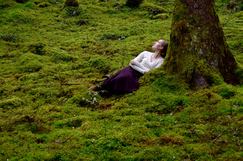 The Fairy Tale Woods, Great Glen, Loch Ness, Scotland www.bluemesablog.com
