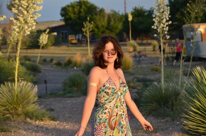 Summer Solstice, El Cosmico, Marfa, West Texas www.bluemesablog.com