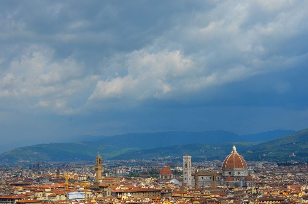 Florence, Italy www.bluemesablog.com