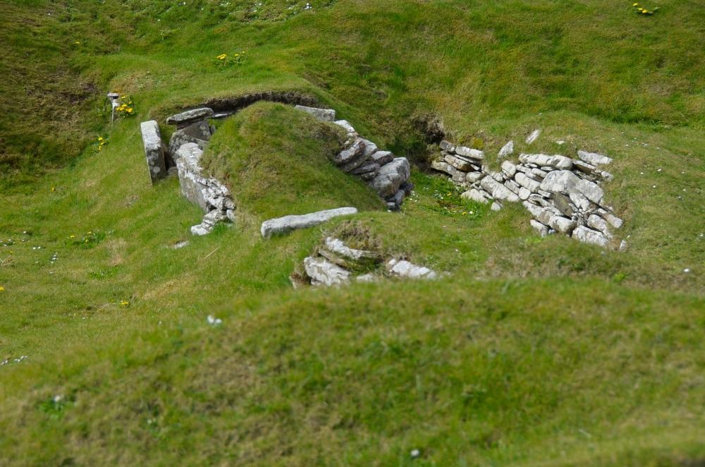 Skara Brae, Orkney, Scotland www.bluemesablog.com