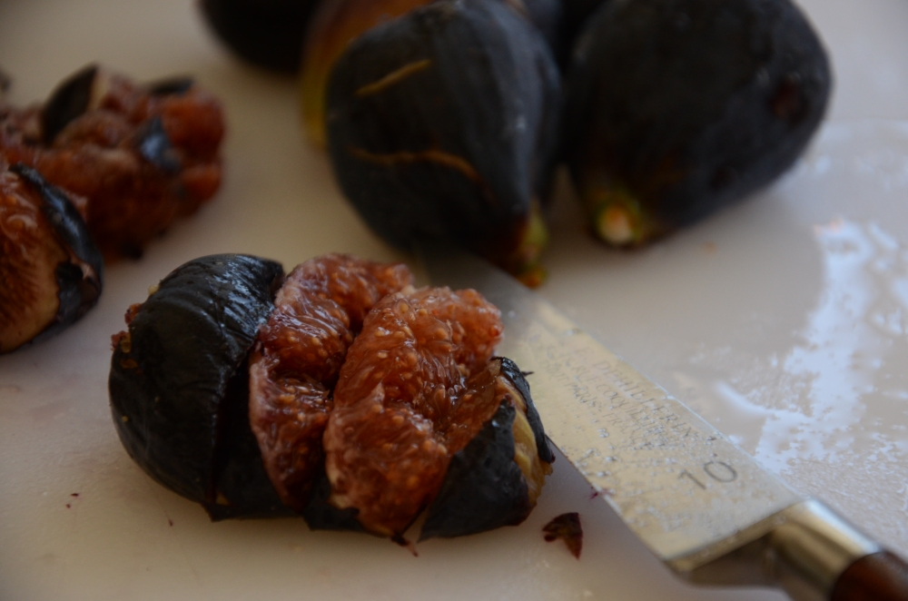 Thomas Keller's Fig and Balsamic Jam, Late Summer www.bluemesablog.com