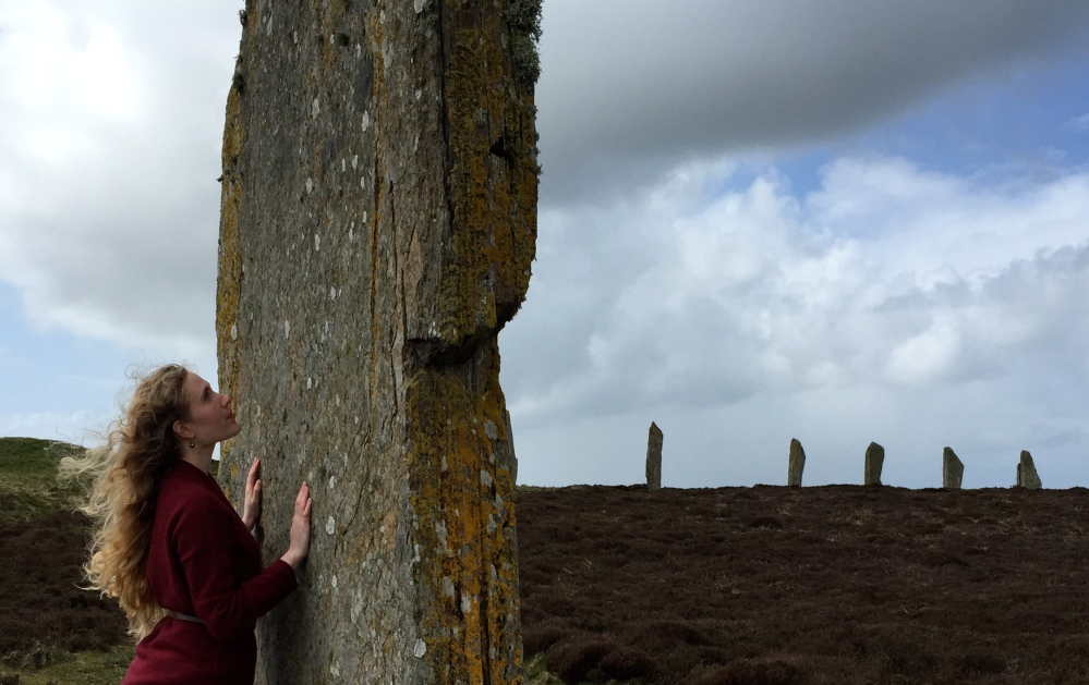 The Ring of Brodgar, Orkney www.bluemesablog.com