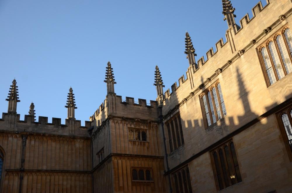 Bodleian Library, Oxford, England www.bluemesablog.com